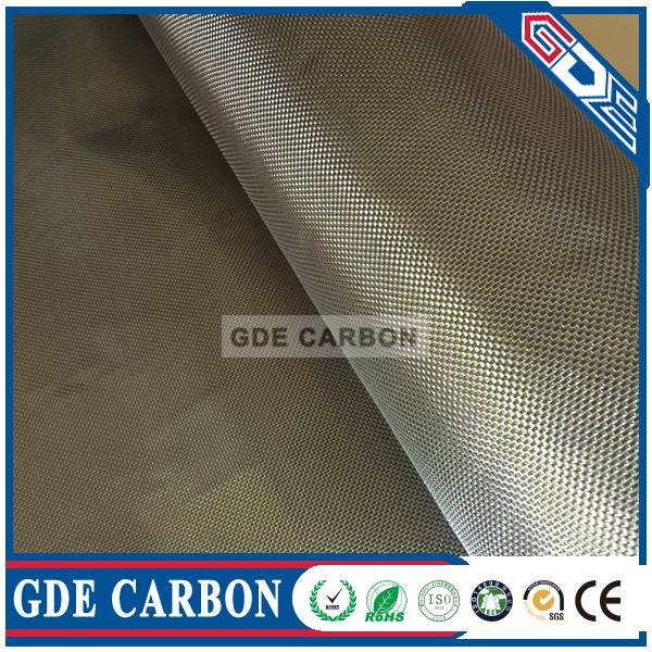 3K 200G 2x2 Twill/Plain Carbon Fiber Fabric