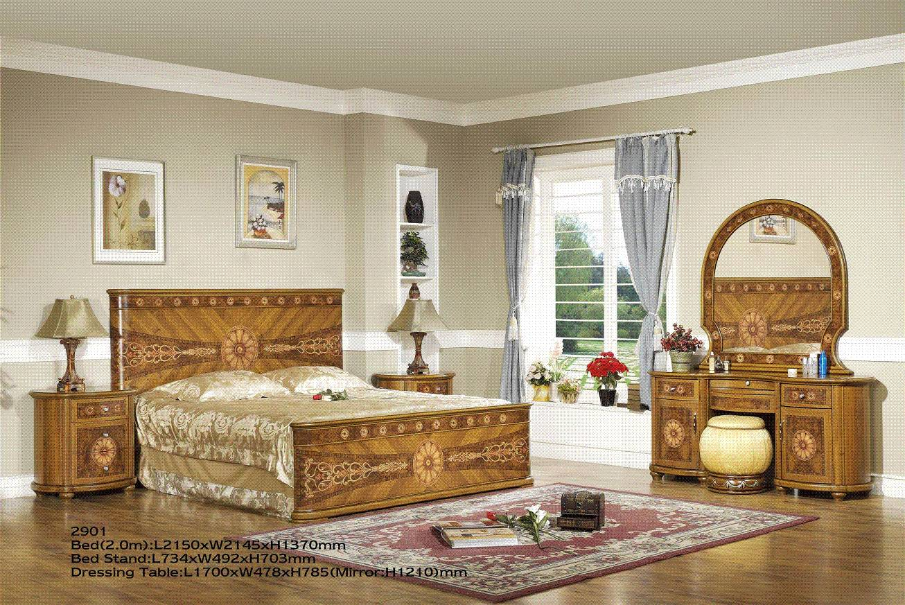 Spanish Style Bedroom Furniture