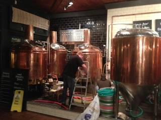 7bbl brewing equipment, jacked fermenting tank, micro brew tank