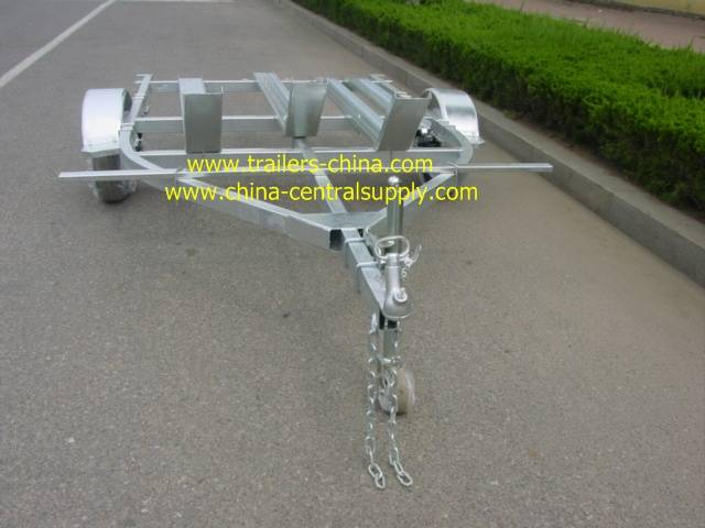 3.8m 3 motorcycle trailer