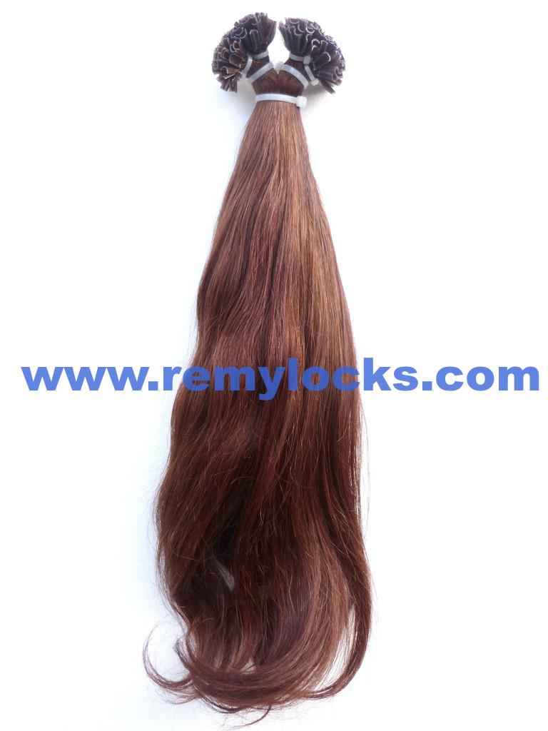 Remy U-tip hair/nail hair