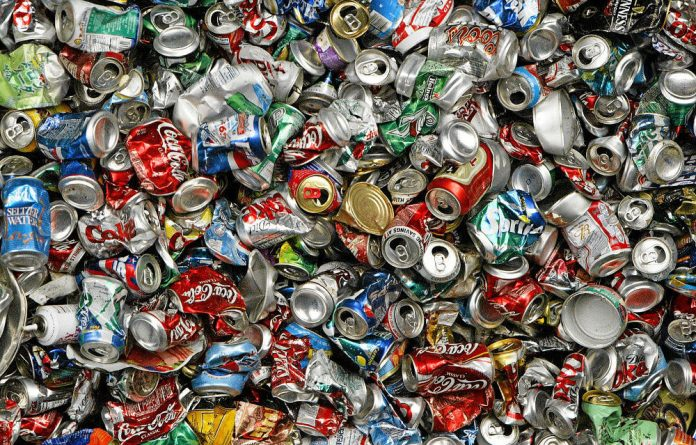 Aluminum scrap UBC (Used Beverage Cans)