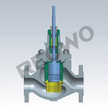 10S Series control valve
