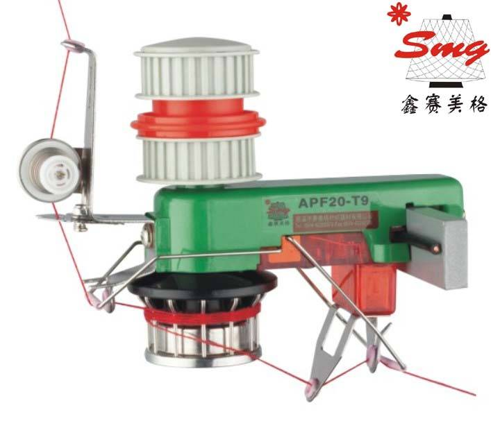 SMG APF20-T9 yarn feeder /positive feeder