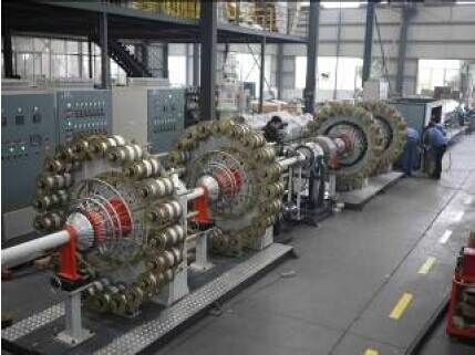 Pipe Production Line For High Pressure Applications