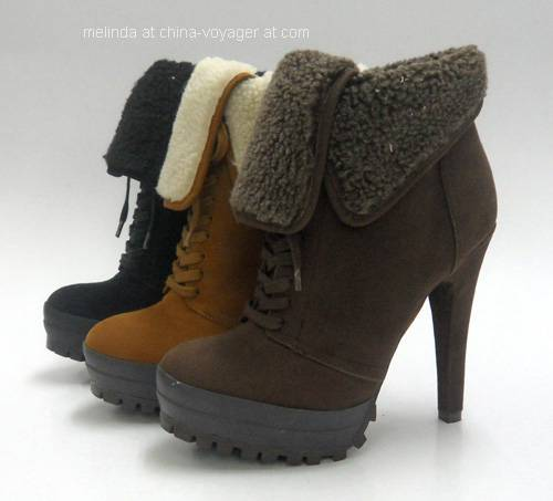 Ankle Women Boot