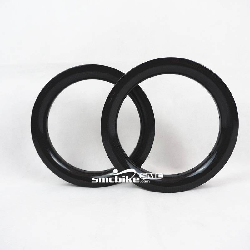 SMC Bike 12inch 203 Carbon Fiber Rim for Striderbike or Folding Bike