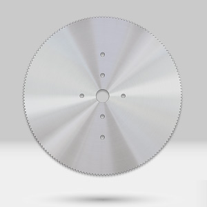 Metal cutting circular saw blade