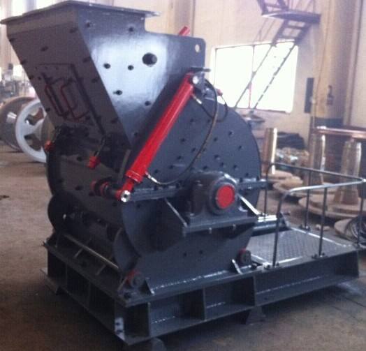 Dust Pollution Treatment of Ore Crusher