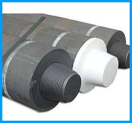 UHP grade Dia 200-600mm Graphite Electrode with nipple