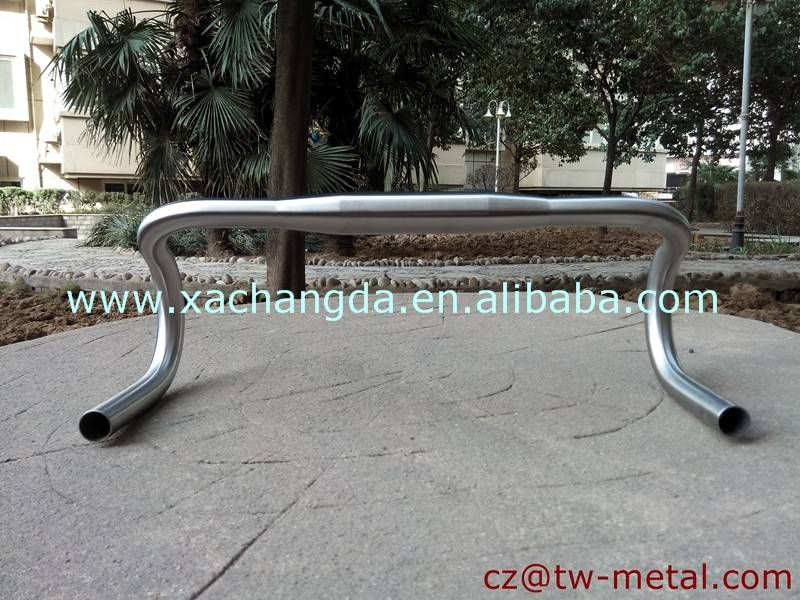 Titanium cyclocross & road bike handlerbar Customized hanale bar