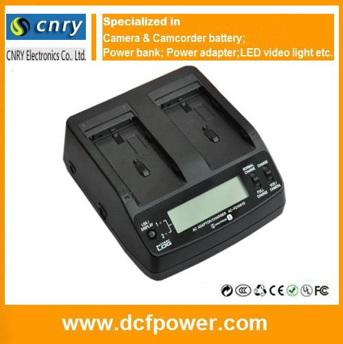 Fast AC-Vq1051d for Sony Np-F970 Full Charge in Short Time Np-F750