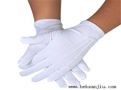 Ceremony cotton glove