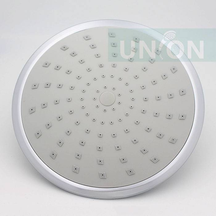 Round OverHead Shower, ABS bathroom Overhead showerheads, rain showerhead