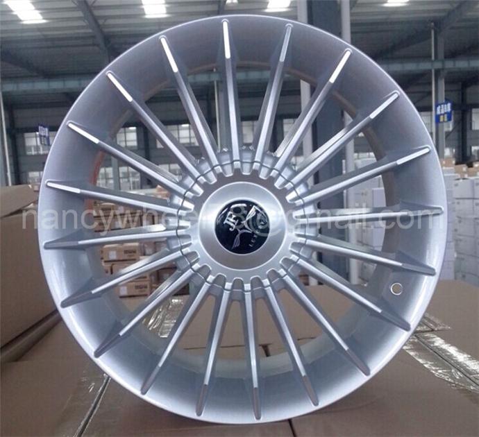 Car wheels replica alloy wheel rim with low price