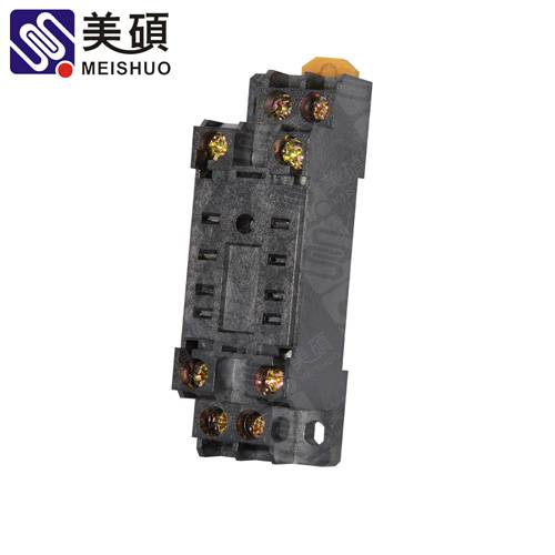 MEISHUO PYF08A - E 8pin screwed relay socket
