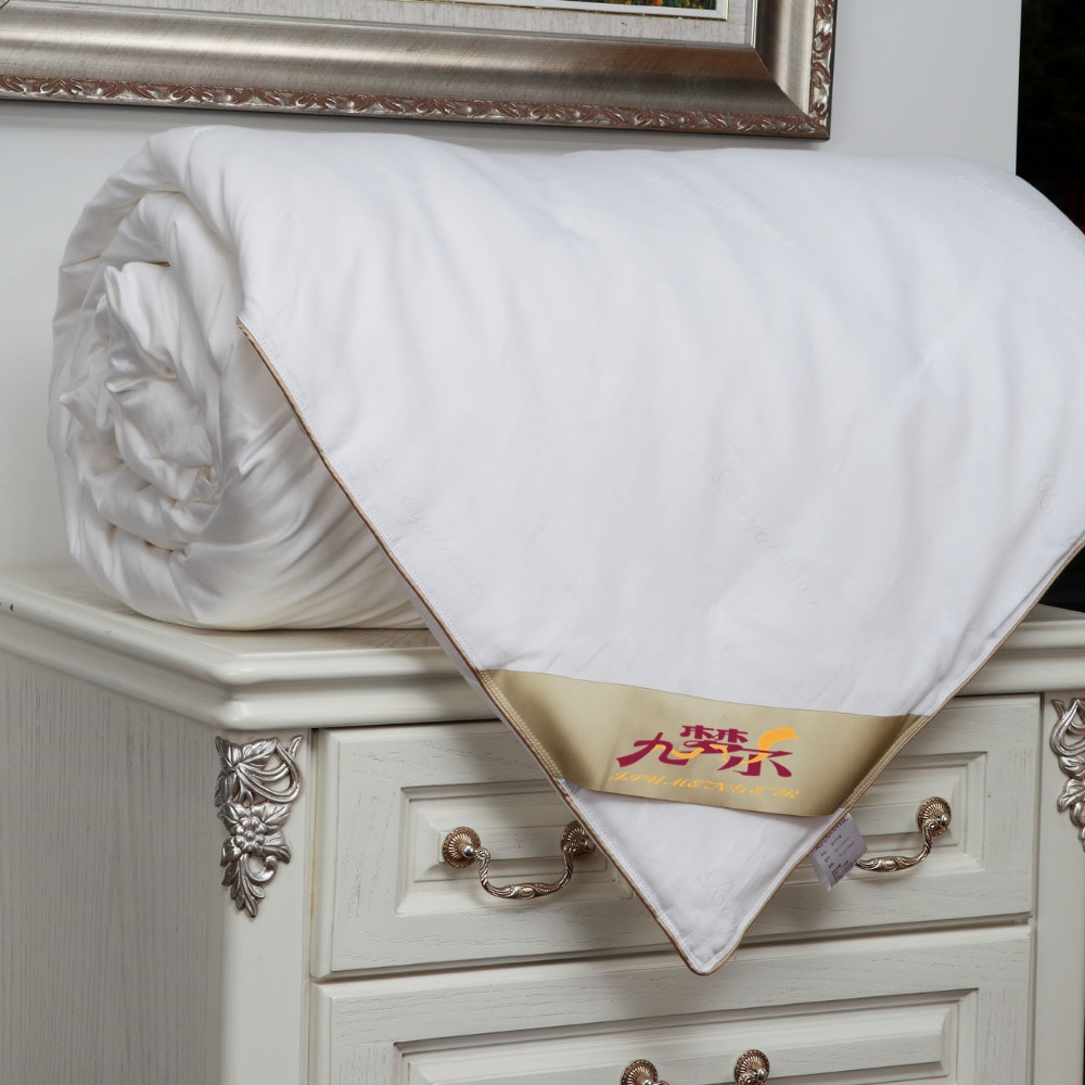 Chinese Silk Comforter for King size