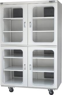 Four doors  high quality electronic  moisture proof cabinets