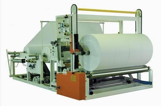 HC-1575-E Automatic Slitting and Rewinding Machine