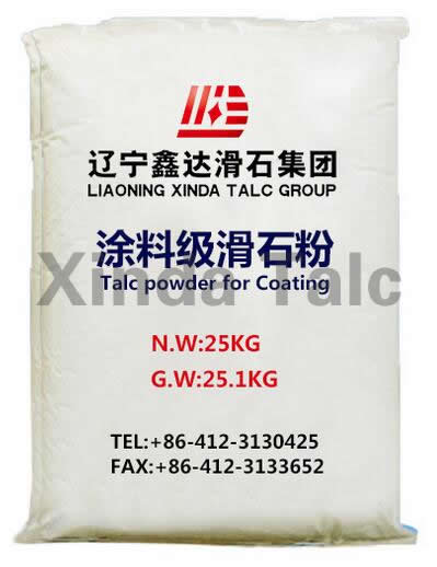 Painting Application Talc Powder