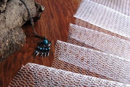 Decorative tulle