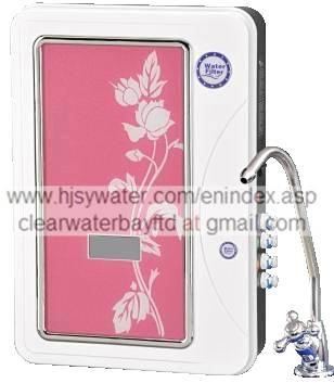 Wall-mounted LED UF water purifier (UF-8E)