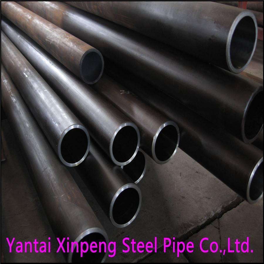 ST52 DIN2391 sch80 cylinder hydraulic steel pipe