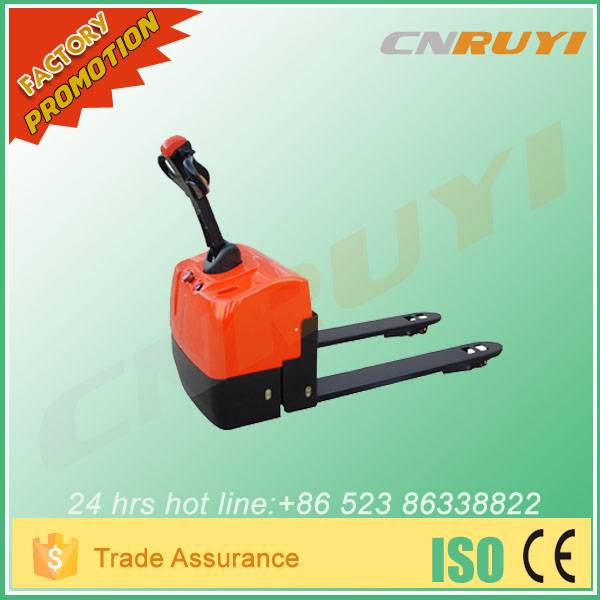 Hydraulic full electric pallet truck