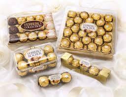 Ferrero Rocher T3,T16, T24, T30 Available
