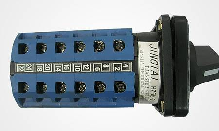 Change-over Switch HZ5B-20/6/2