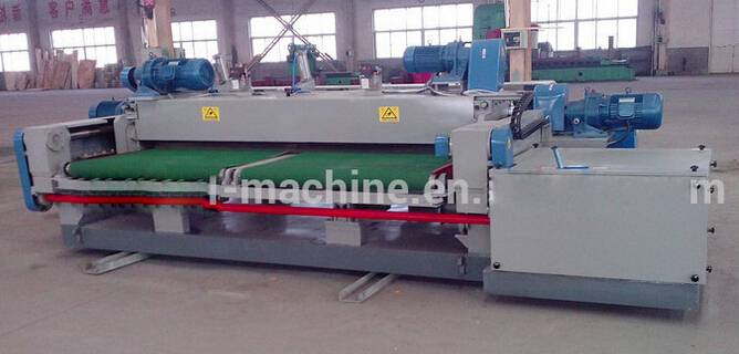 LEADTOP wood-based panel face veneer peeling lathe