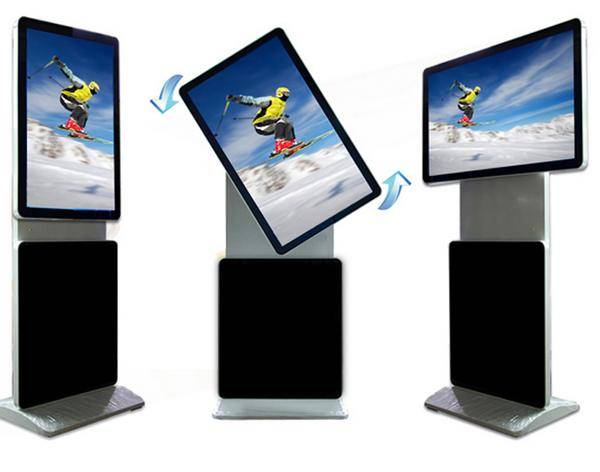 "50"" Android Free Standing LCD Advertising Display 1080P LCD TV,LCD Advertising Display for Supermark"