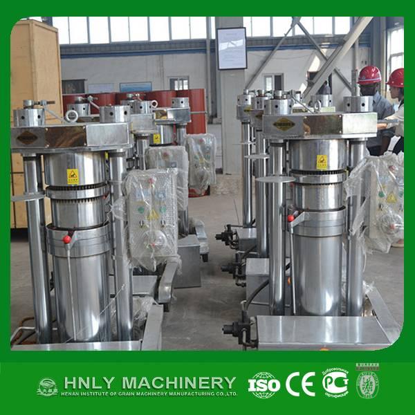 africa popular hydraulic oil press machine home use