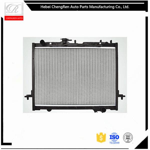 Aluminum Auto Radiator For Great Wall Wingle