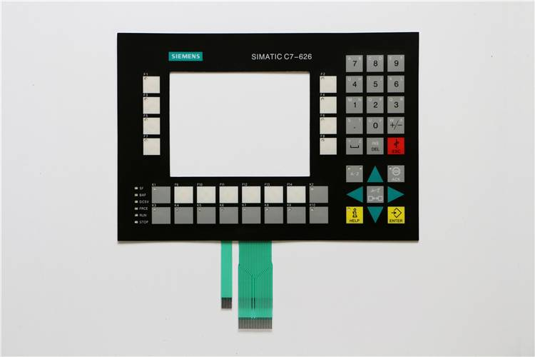 Membran keypad for C7-626 REPAIR