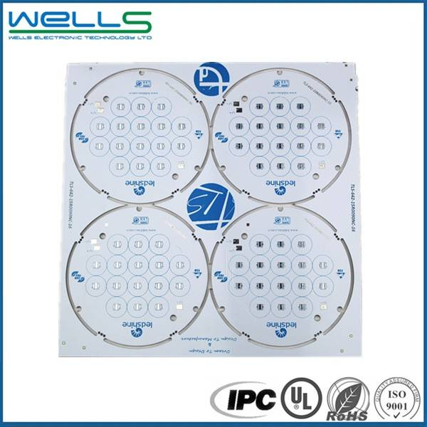 Aluminium Customized ROHS 94v0 PCB Board Design