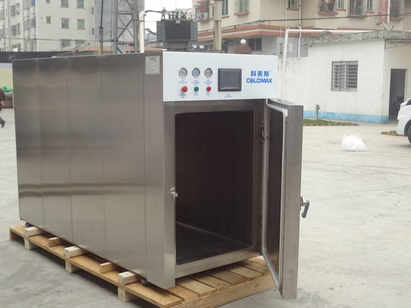 meats snack cooling unit