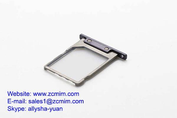 MIM Process manufacture-SIM card tray OEM