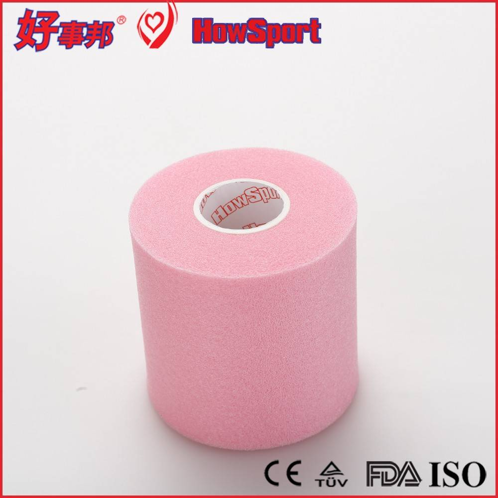 HowSport athletic sport foam underwrap prewrap pretape