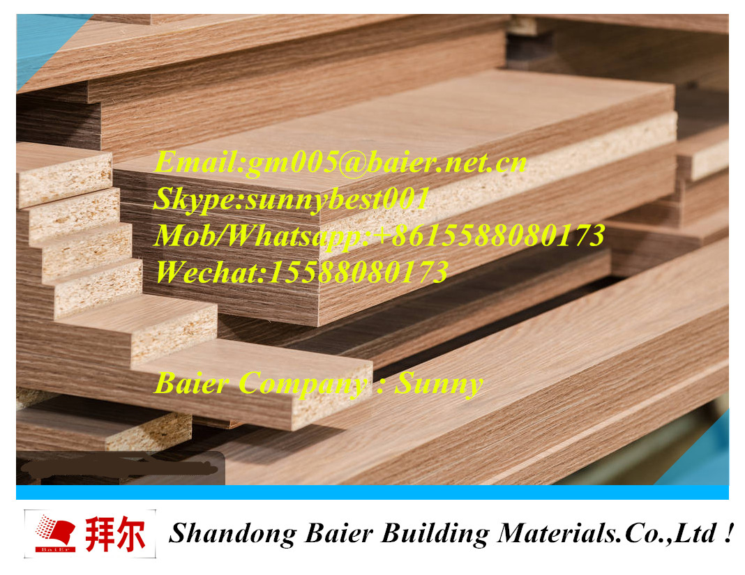 Linyi factory supply E0 okoume commercial plywood