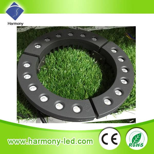 18W LED Garden Module Light IP65 LED Round Light
