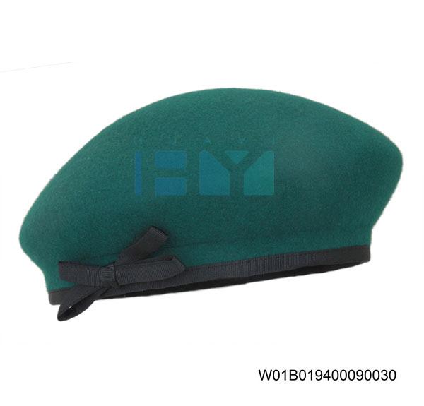 Wool Felt Berets Hat
