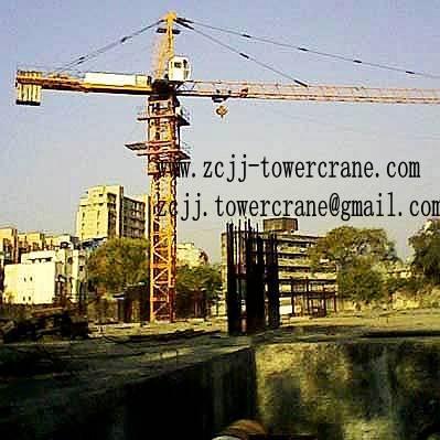 TC5023(F0/23B 10T) topkit tower crane