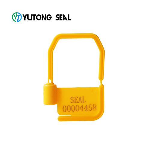 China plastic padlock security seal for garments