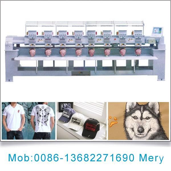 Multi head embroidery machine price