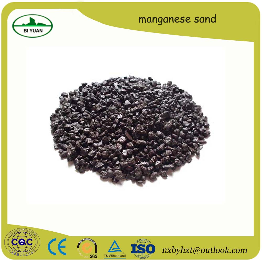 MnO2 Top quality manganese ore