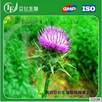 Factory Supply Natural Milk Thistle Extract
