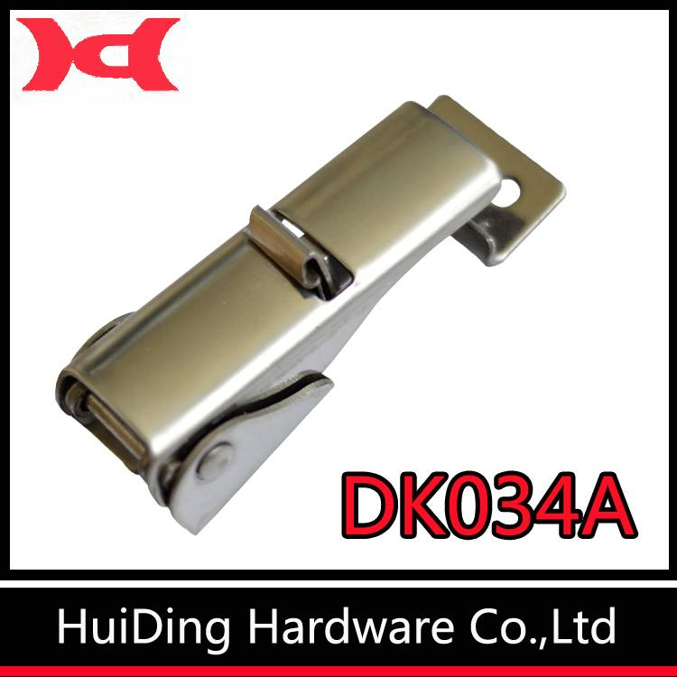 huiding DK034A Chests Cases Boxes Hardware Stainless Steel 304 Toggle Latch Catch Hasp