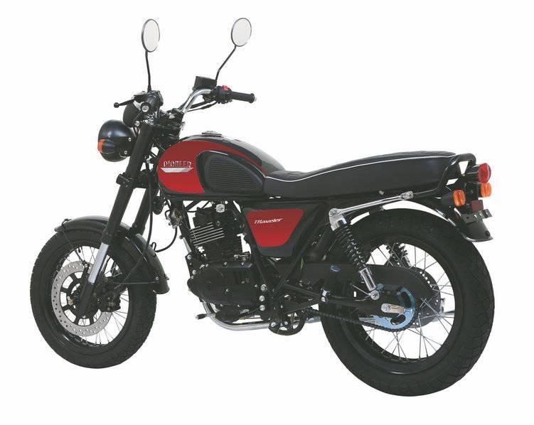 125cc racing motorcycle XF125R