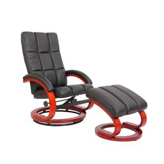 Acrofine Recliner Chair with PU Leather